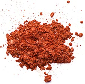 Mica Powder (Copper) 2 oz – Soap Making Kit – Powdered Pigments Set – Soap Making dye – Single Color - Hand Soap Making Supplies - Resin Dye - Mica Powder Organic for Soap Molds