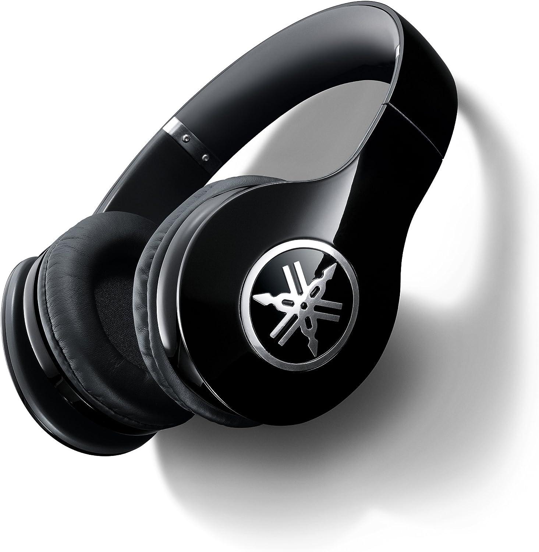Yamaha Hph Pro400 High Fidelity Premium Kopfhörer 106db 3db 3 5mm Klinkenstecker Schwarz Musikinstrumente