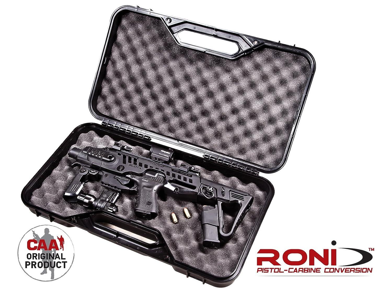 ROCASE-G2-9 CAA Tactical funda con tapa para RONI G2-9 + ...