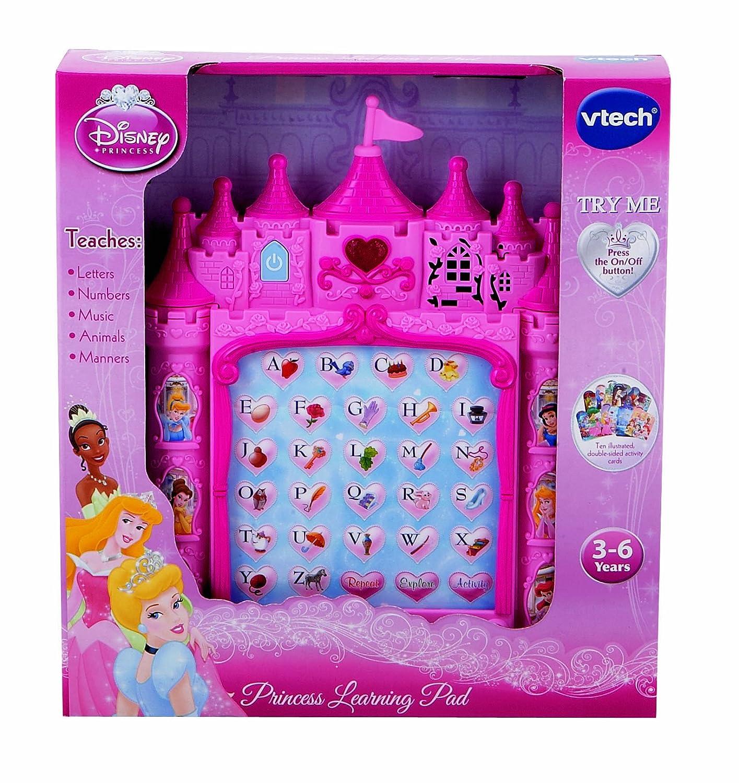 VTech Disneys Princess Princess Learning Pad 80-126000