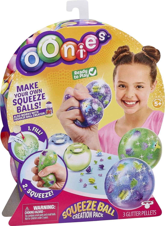Oonies Squeeze Refil - Repuestos para Oonies, Recomendado a Partir de 5 Años, Multicolor (Famosa 700015406): Amazon.es: Juguetes y juegos