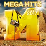 Megahits-Sommer 2017 [Import allemand]