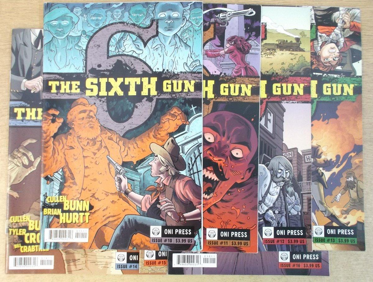 Read Online Sixth Gun #16 pdf