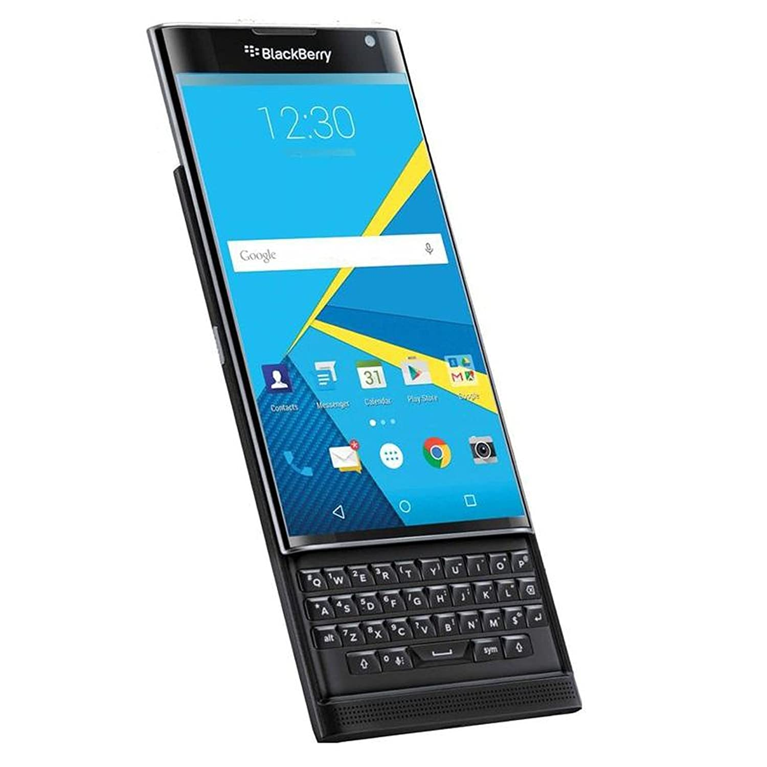Phone Blackberry Android Phones List amazon com blackberry priv factory unlocked smartphone u s warranty black cell phones accessories