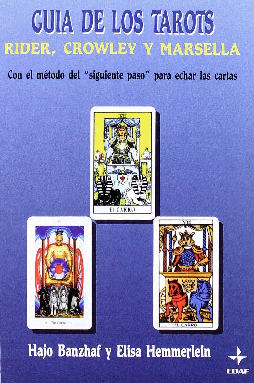 Amazon.com: Guia de Los Tarots - Rider, Crowley y Marse ...