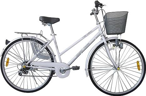 2Fast4You Cityrad und Cruiser - Bicicleta de Paseo (26