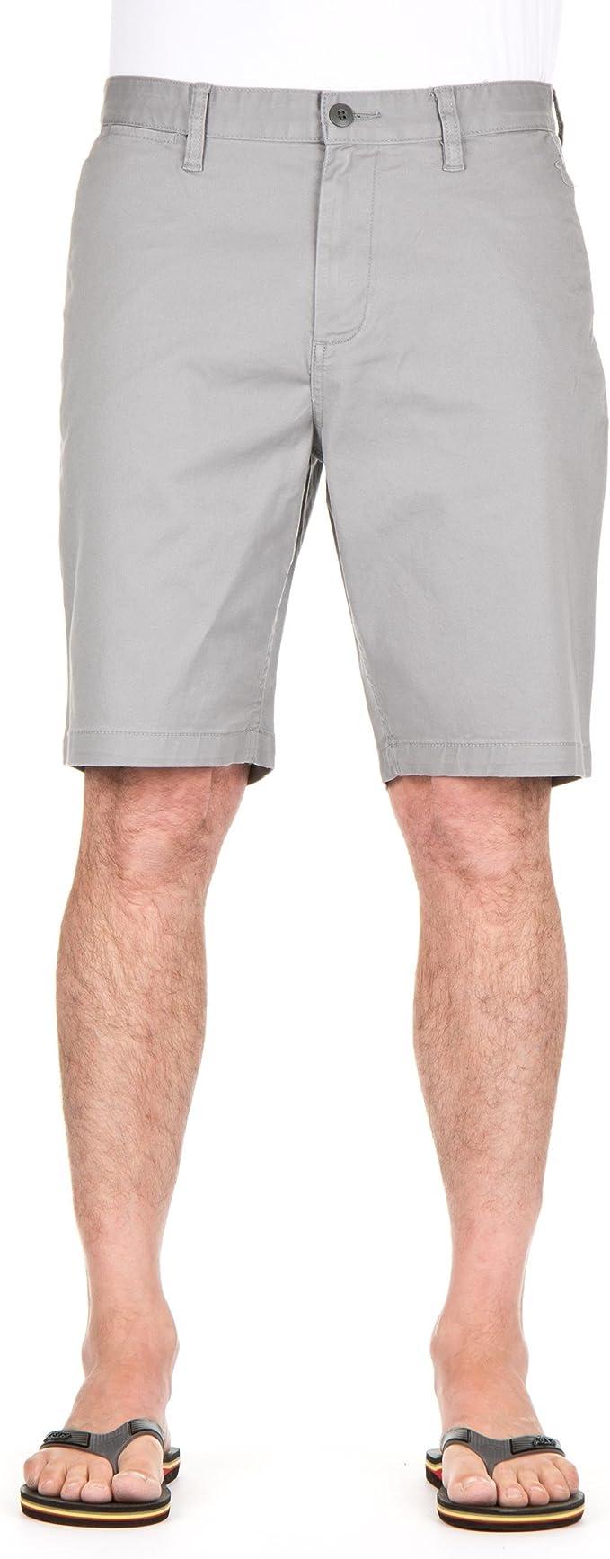 DC Mens Worker Straight Chino 20.5 Inch Walk Shorts