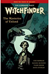 Witchfinder Volume 3 The Mysteries of Unland Kindle Edition
