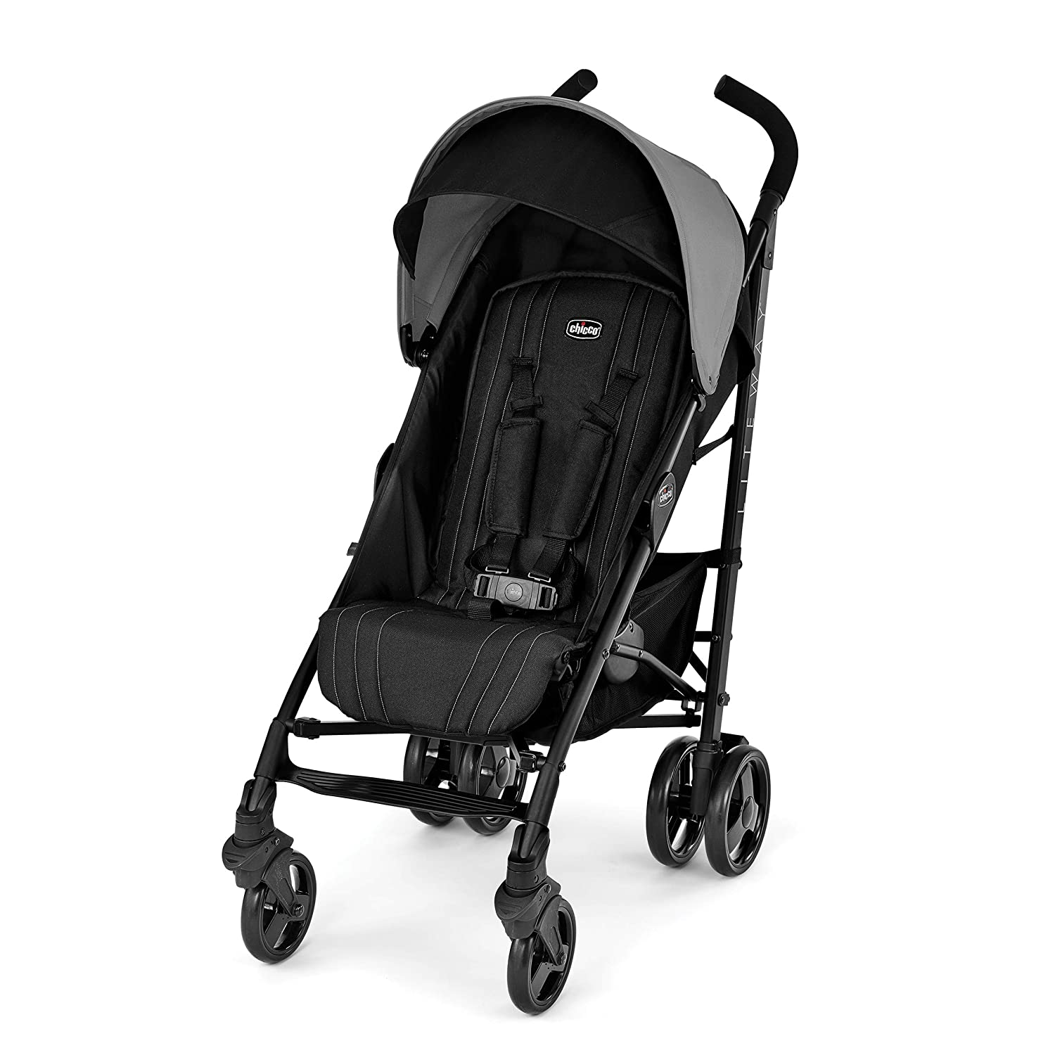 Chicco Liteway Stroller – Moon Grey