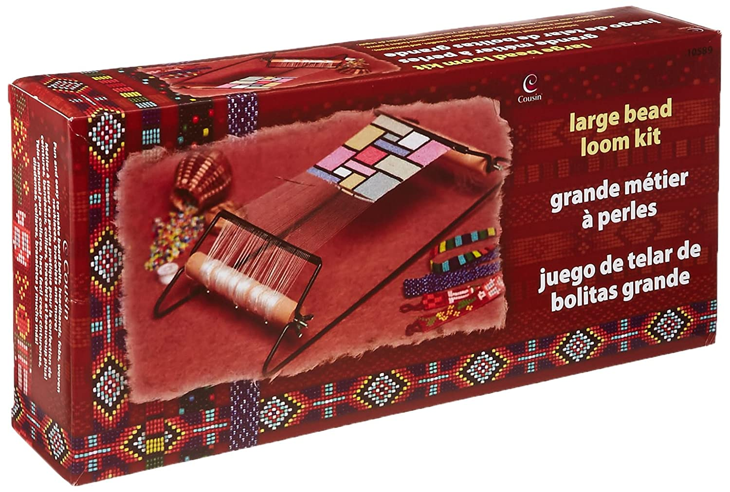 Cousin Large Traditional Bead Loom kit 10589