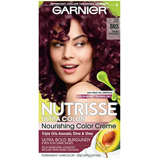 Garnier BR3 Intense Burgundy Review