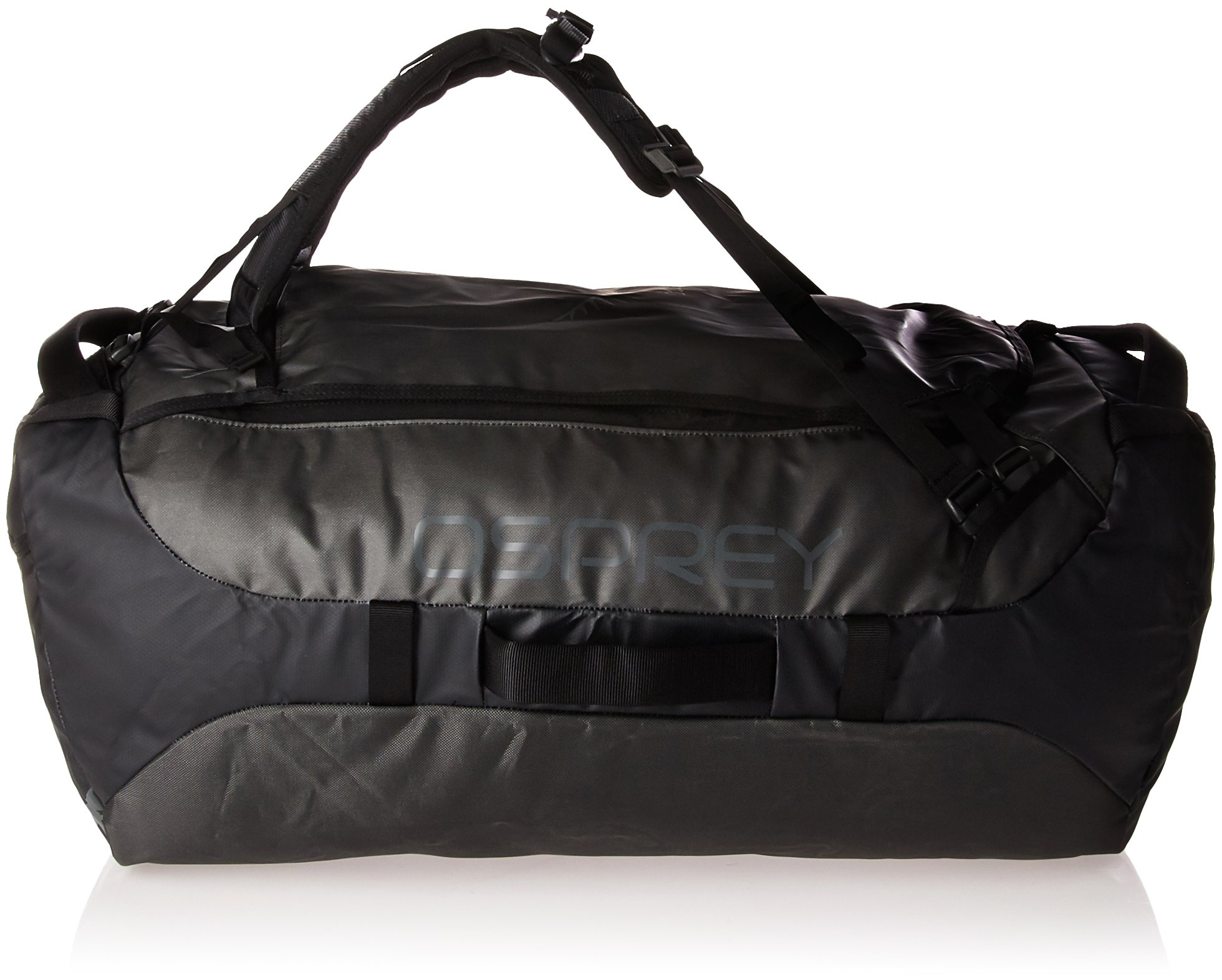 Osprey Packs Transporter 95 Expedition Duffel, Black, One Size