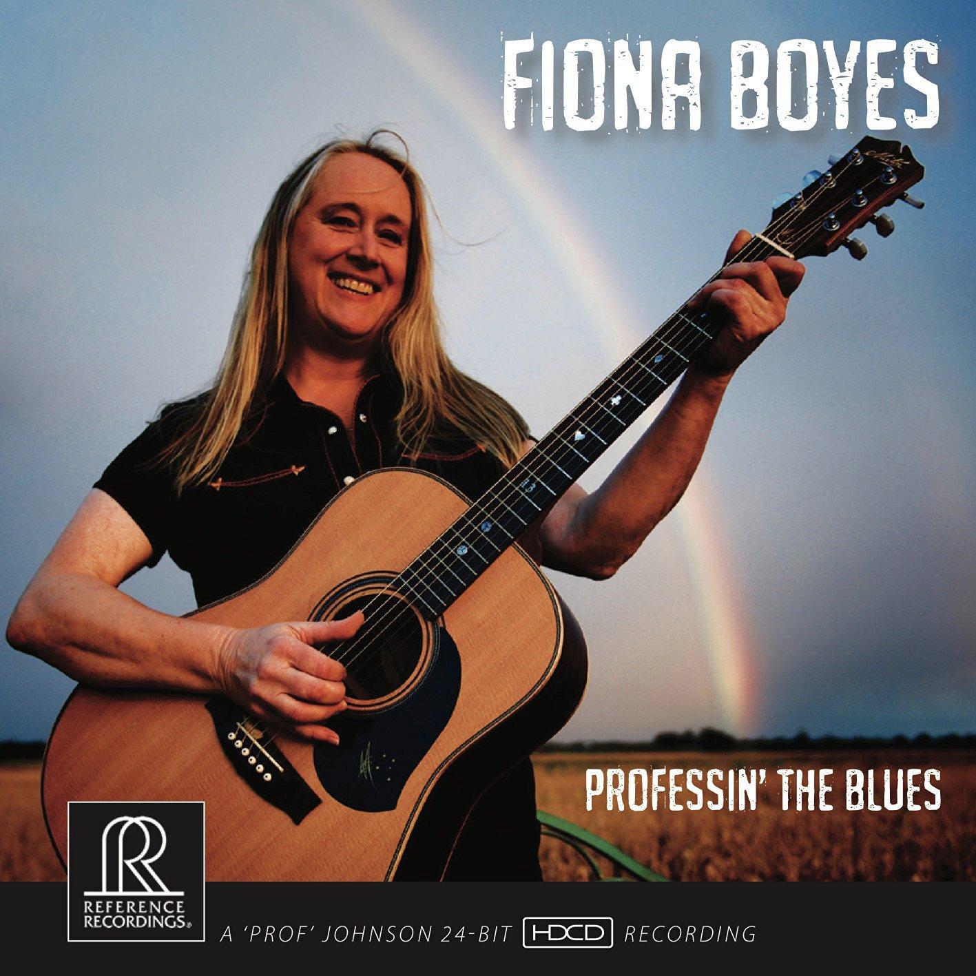 Fiona Boyes - Boyes:professin' The Blues [fiona Boyes] [reference Recordings: Rr-140]