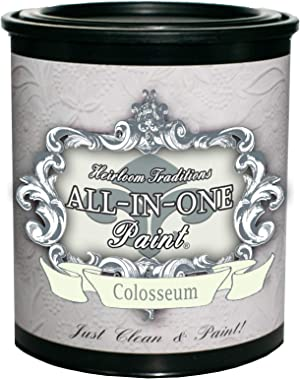Colosseum, Finish-All-in-One Paint 32oz NO WAX