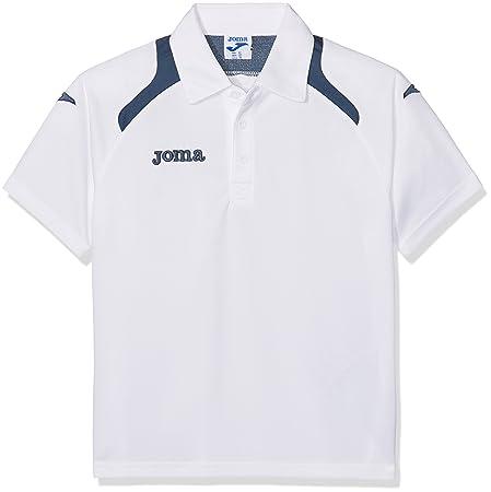 Joma Jungen Polohemd, Blanco Marino, 04, 1007S12.17 9640b40481