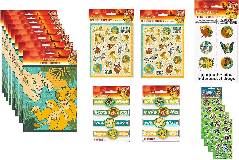 Amazon.com: Paquete de regalo de fiesta de cumpleaños de Rey ...