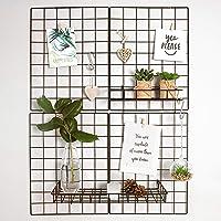 Gadgy Rejilla Pared Plegable Decorativas Juego de 2 | Marcos de Fotos para Pared | Photo Wall Panel | Decoración Hogar…