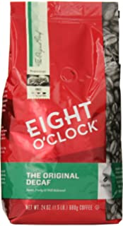Eight OClock Whole Bean Coffee, The Original Decaf, 24 Ounce