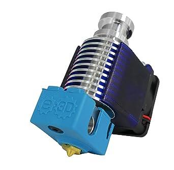 Genuine E3D V6 HotEnd Kit for 3D Printer (3mm) (12V, Bowden ...
