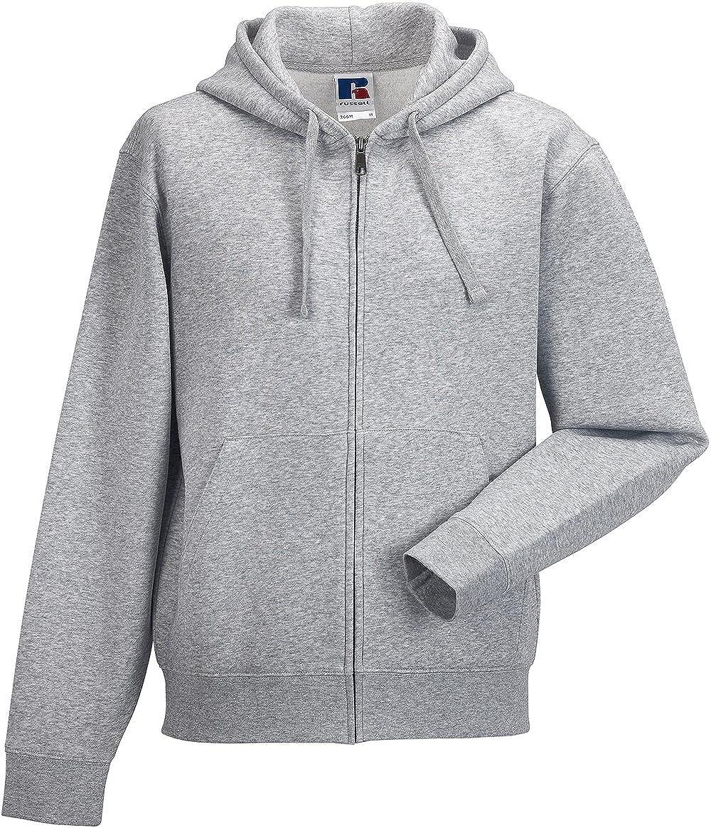 Sweat-Shirt mit Reißverschluss Hood - 280 g/m² - Herren