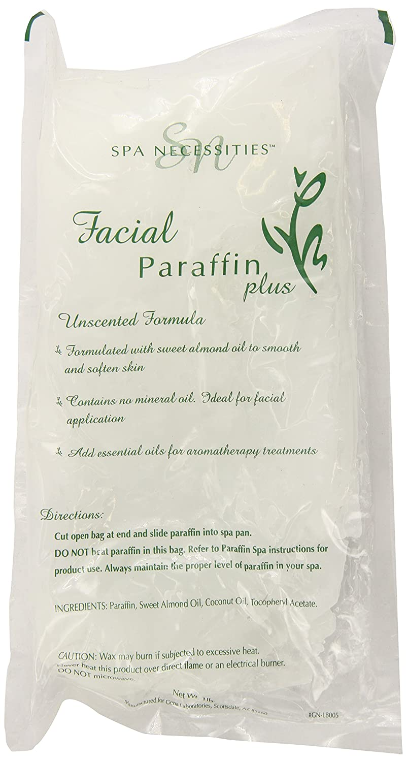 GENA Paraffin Wax, Unscented 1lb GN-2333
