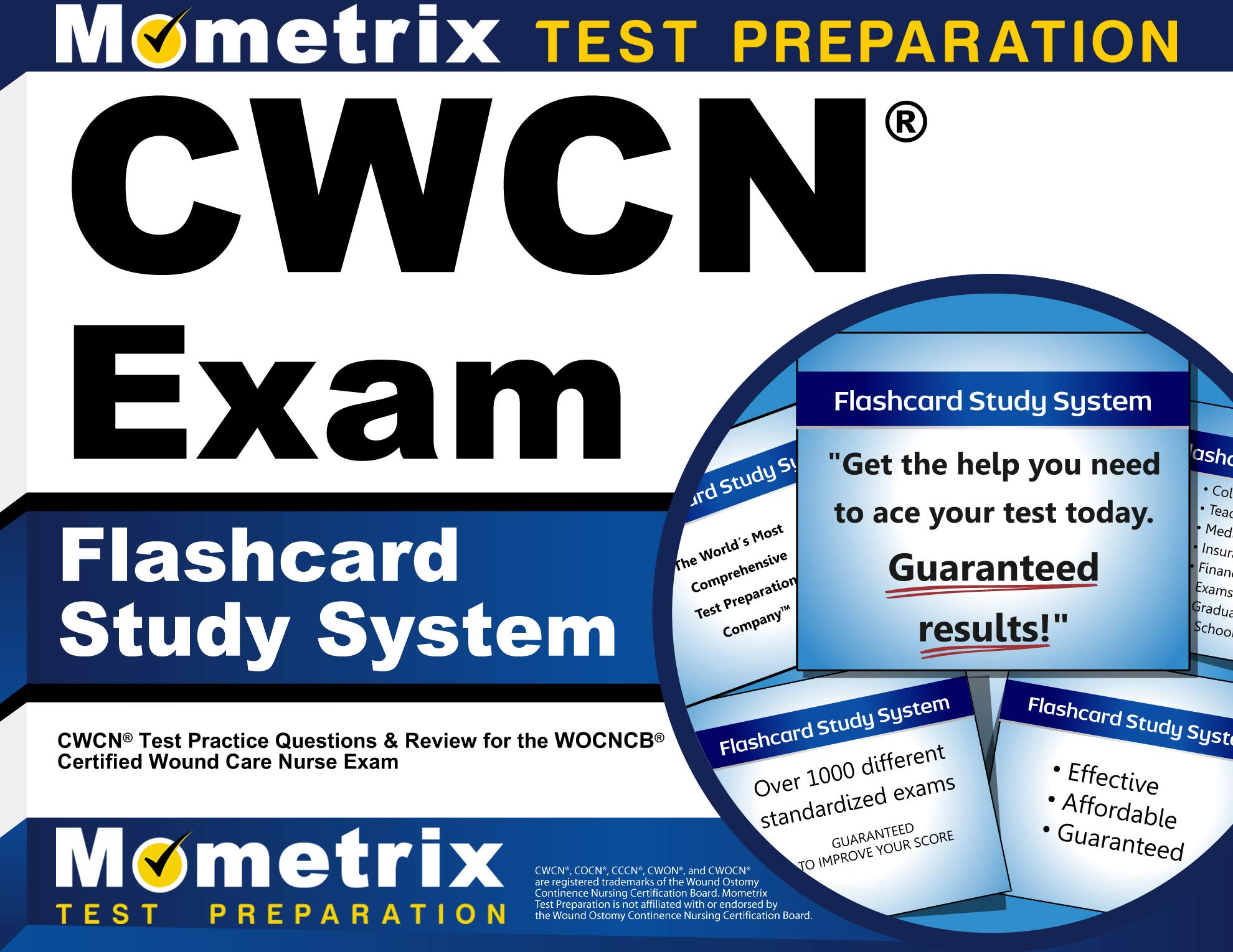 Cwcn Exam Flashcard Study System Cwcn Test Practice