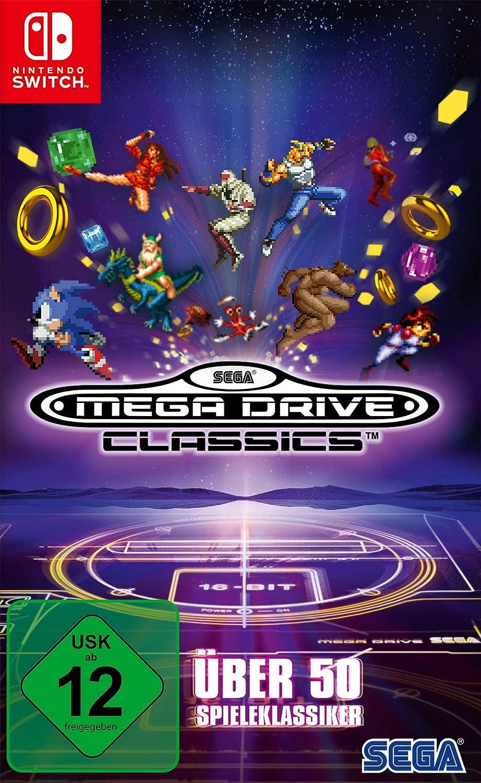 SEGA Mega Drive Classics (Nintendo Switch): Amazon.es: Videojuegos