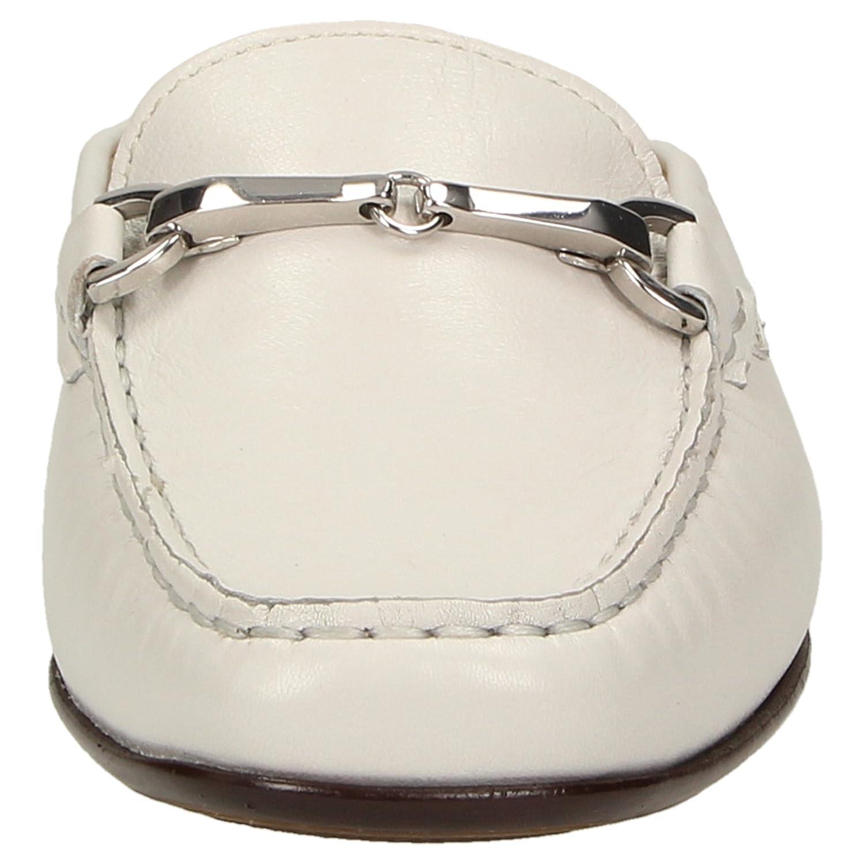 Sioux Damen Pantoletten Weiß Cortizia 62202 Weiß Pantoletten 486115 Weiß 554ad6
