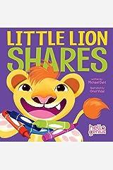 Little Lion Shares (Hello Genius) Kindle Edition