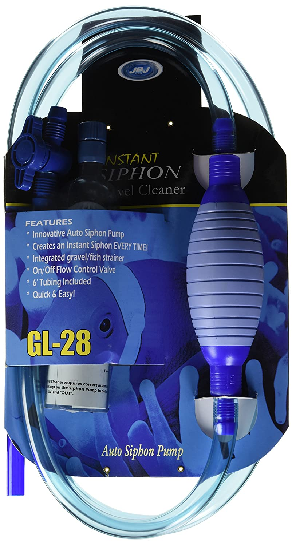 Boyu Lighting Aspiradora de Grava más Bomba de sifón automática: Amazon.es: Productos para mascotas