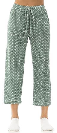 6bb2bdc797 Jessica Simpson Womens Super Soft Print Pajama Pants at Amazon Women s  Clothing store