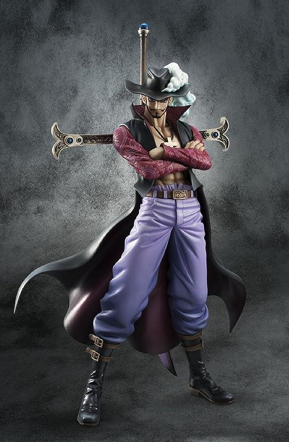 Portrait of pirates POP One Piece NEO-DX Eye of Hawk Dracule Mihawk Ver 2