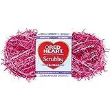 RED HEART Scrubby Yarn, Candy