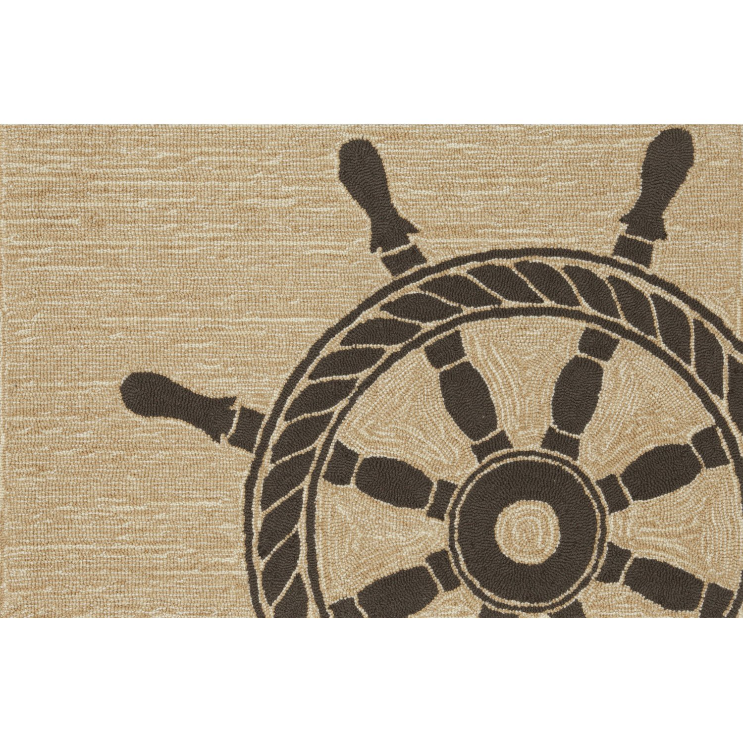 Liora Manne FT112A34948 Whimsy Skipper Rug, 20x 30, Black 20x 30 The Trans Ocean Group