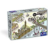 """Huch & Friends 400234 """"Key to The City Strategy Game"""