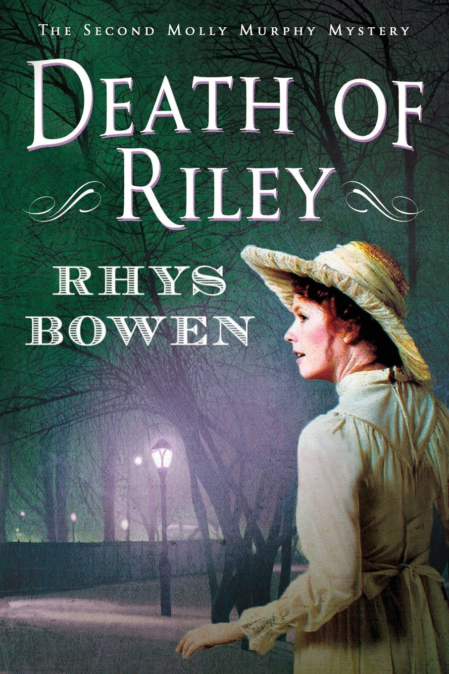 DEATH OF RILEY (Molly Murphy Mysteries, Band 2)