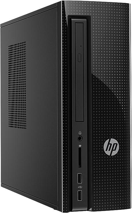 HP Slimline 260-a108ns - Ordenador Sobremesa (AMD Quad-Core E2 ...