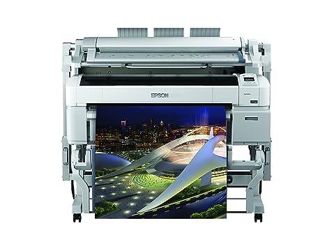 Epson SureColor SC-T5200-PS - Impresora de Gran Formato (2880 x ...
