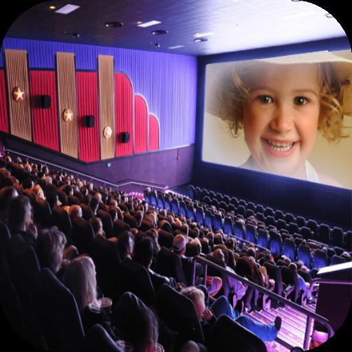 Movie Theater Photo Editor