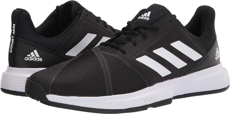 Amazon.com   adidas Men's Courtjam Bounce Tennis Shoe   Tennis ...