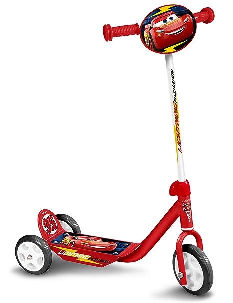 Stamp Sas Cars3 Scooter, Niños, Red, 2: Amazon.es: Deportes ...