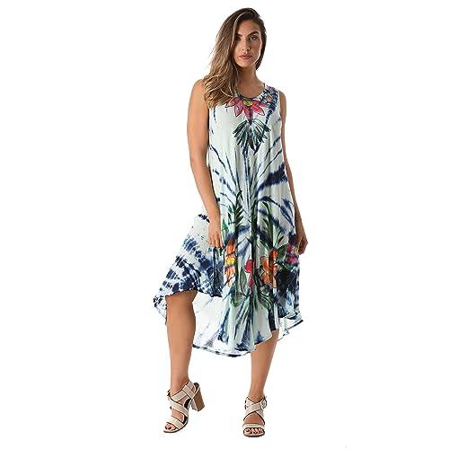 Casual Beach Dresses: Amazon.com