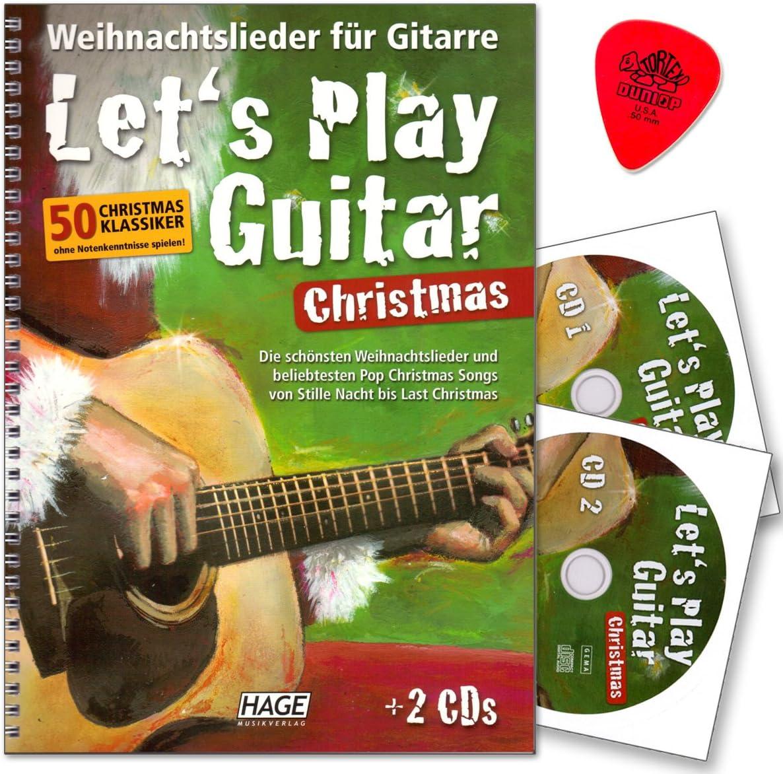 Let s Play Guitar Christmas – Canciones de Navidad para guitarra ...