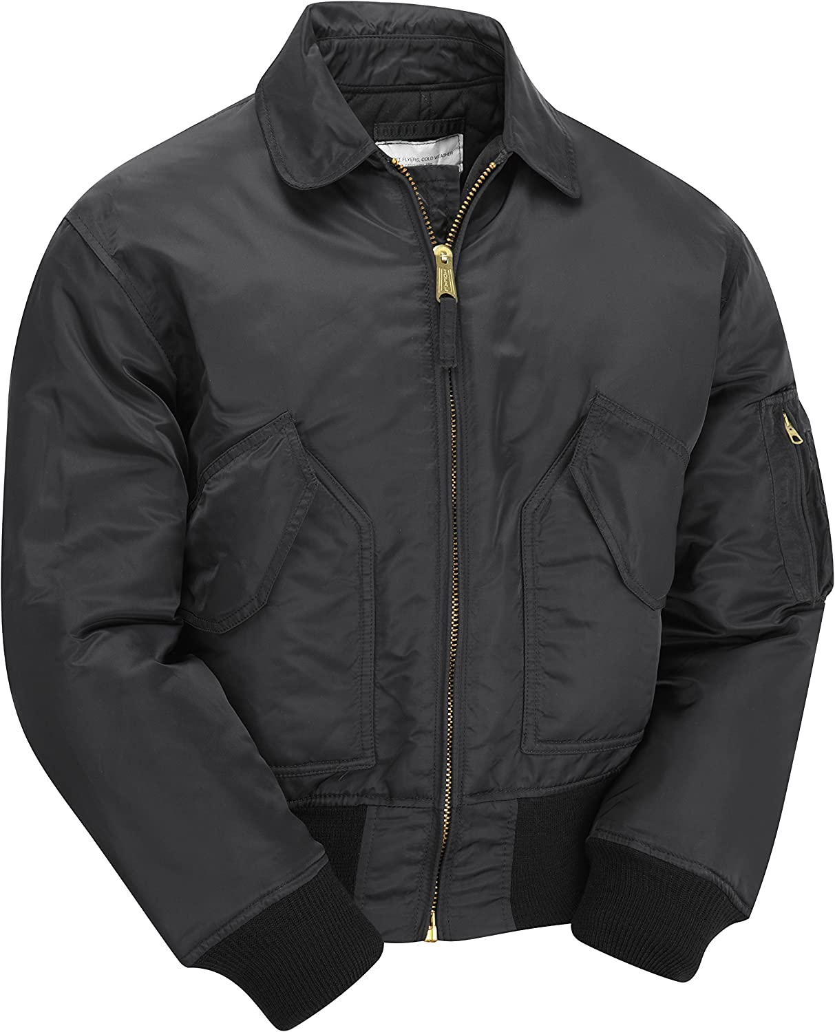 Concord CWU MA-2 Cold Weather Flyers Jacket Black