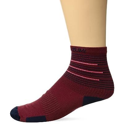 Amazon.com : PEARL IZUMI Elite Sock, Port/Midnight Navy Tidal, X-Large : Clothing