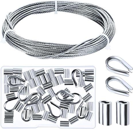 Amazon Com Canomo Kit De Rieles De Cables Incluye Cable