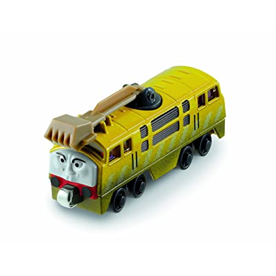 Fisher-Price Thomas & Friends DC Diesel 10: Toys & Games