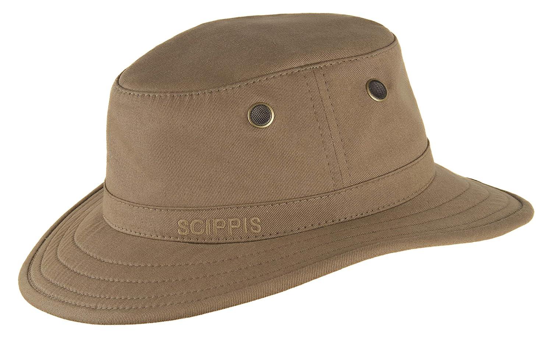 SCIPPIS Safariman Baumwollhut