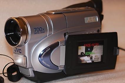 amazon com jvc gr sxm260u compact s vhs camcorder with 700x rh amazon com RCA VHS Camcorder VHS Cassettes for Camcorder