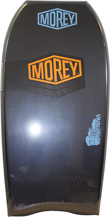 High Performance Body Board Carbon Strength Base Bodyboard for Tall Riders Durable PE Core Design Morey 44 Big Kahuna Bodyboard